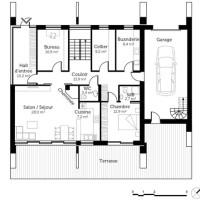 Combien coute un architecte pour plan de maison finest - Combien coute une piscine interieure ...